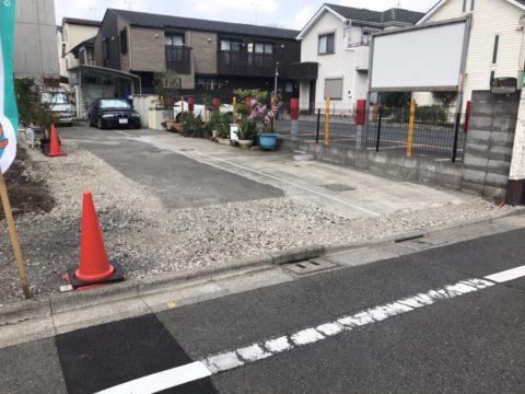 【施工事例】駐車場舗装工事